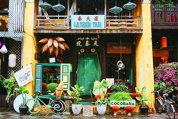 Tiệm cafe Cocobana