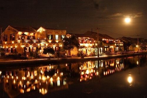 Full Moon night in Hoi An