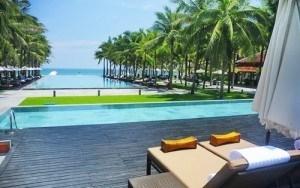 The Nam Hai resort