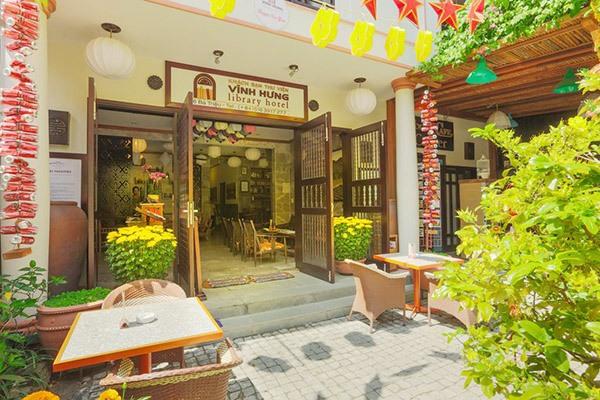Khách sạn Thư viện Vĩnh Hưng