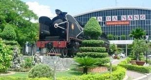 Da Nang train station